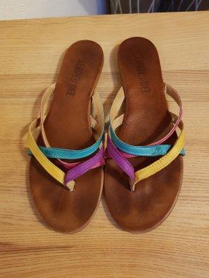 Leroy & Dee Sandalias Dianette multicolor Cuero