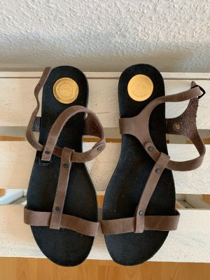 Outdoor Sandals brown-black