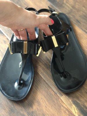 Michael Kors Dianette Sandals black