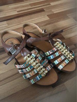 Sandalen mit ✨ 36