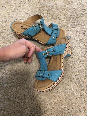 Sandalen mit Absätzen von Gabor