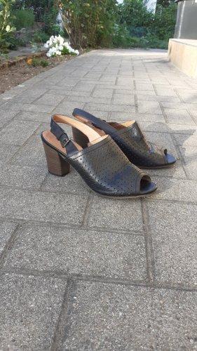 5th Avenue Sandały japonki z rzemykami Wielokolorowy