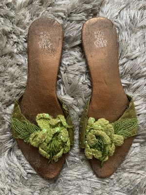 Sandalen mit Absatz (40)
