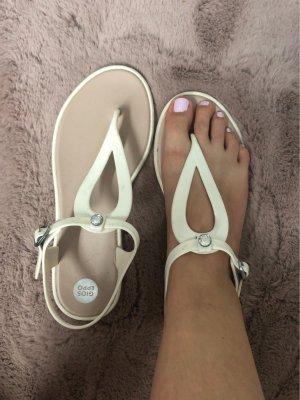 Sandalen mit Flip Flop