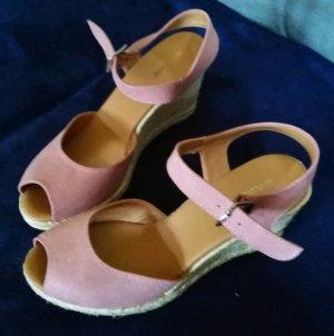 Graceland Platform High-Heeled Sandal dusky pink