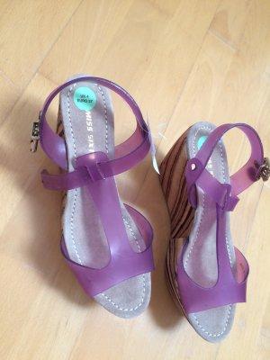 Sandalen mit Keilabsatz von Miss Sixty