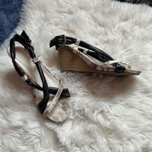 Sandalen mit Keilabsatz von Paolo Botticelli