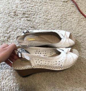 Sandalen mit Keilabsatz von Rieker