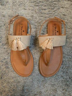 Sandalen mit Wechsel-Topping