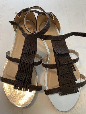 Outdoor Sandals khaki