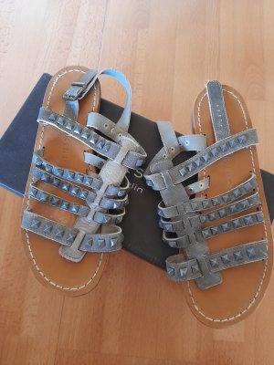 Sandalen Nieten Sommer