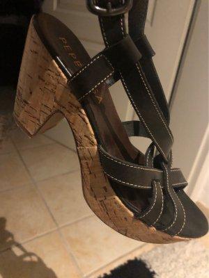 Sandalen  peperosa Leder