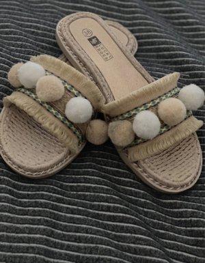 Outdoor sandalen veelkleurig