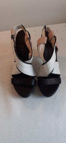 Cinque High Heel Sandal white