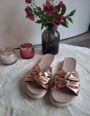 Sandalen rose gold