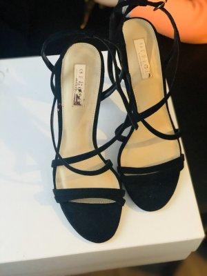 Office High Heel Sandal black