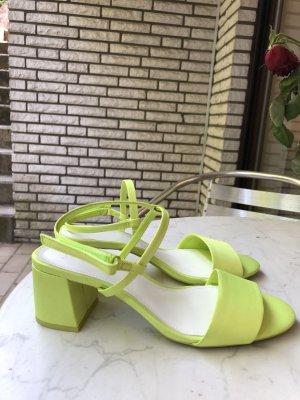 Sandalen Sandaletten Bershka Zara Mango