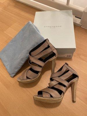 Sandalen/Sandaletten von Strenesse Blue
