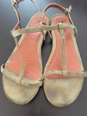 Sandalen Sommerschuh
