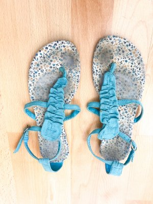 Atmosphere Beach Sandals turquoise-cornflower blue