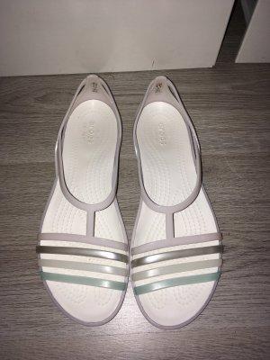Crocs Beach Sandals white