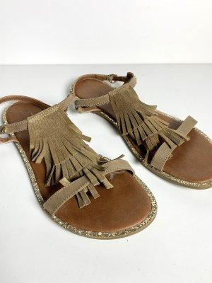 Replay Sandały z rzemykami jasnobrązowy