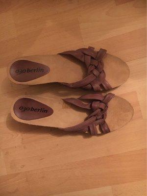 Comfort Sandals beige