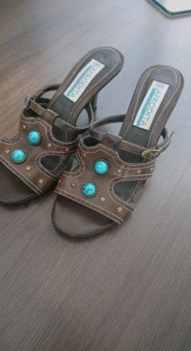 Sandalen von Afrodita