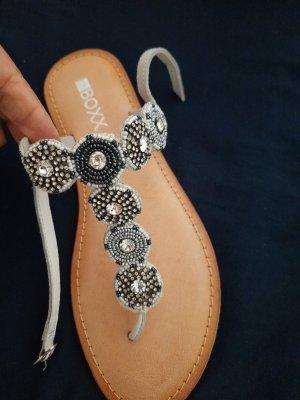 Boxx Wygodne sandały biały