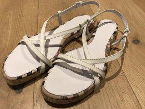 Sandalen von Burberry