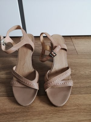 Esprit Platform High-Heeled Sandal multicolored