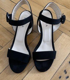 Sandalen von Evita