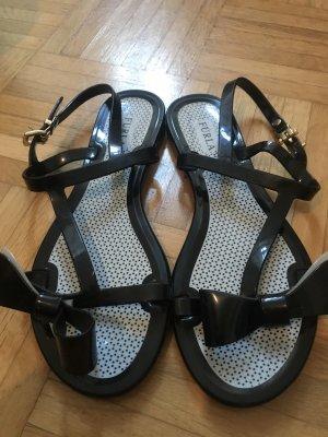 Furla Strapped Sandals black