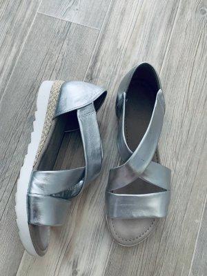 Gabor Sandalo comodo argento