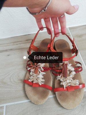 Sandalen von Laura Lenti gr 39