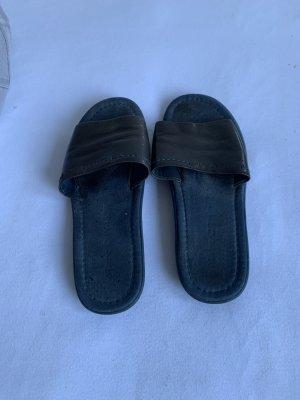 Sandalen von Marc O Polo, blau