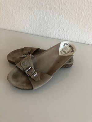 Tommy Hilfiger Comfortabele sandalen lichtbruin
