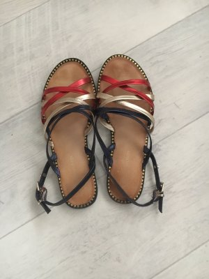 Tommy Hilfiger Romeinse sandalen veelkleurig