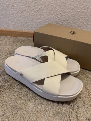 UGG Australia Wygodne sandały biały