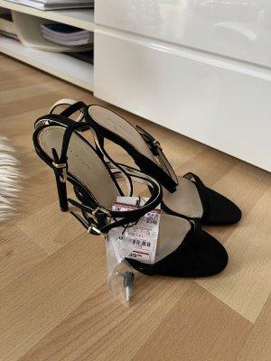 Sandalen von Zara, Größe 38, Neu