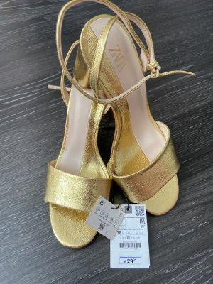 Sandalen von Zara in Gr.38
