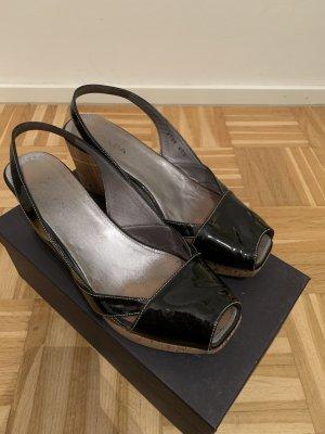 Sandalen/Wedges von Prada, Gr. 40,5