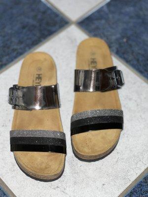 HEYMO Sandalo comodo nero