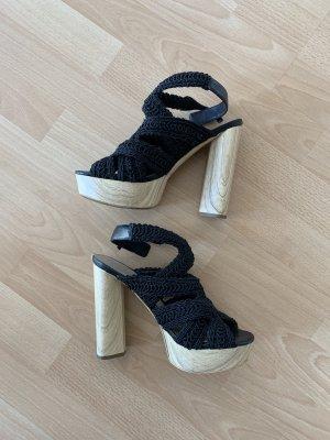 Sandalette Guess schwarz Gr. 37