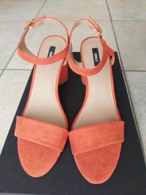 Sandalette in Orange *NEU*