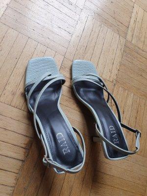 RAID T-Strap Sandals multicolored