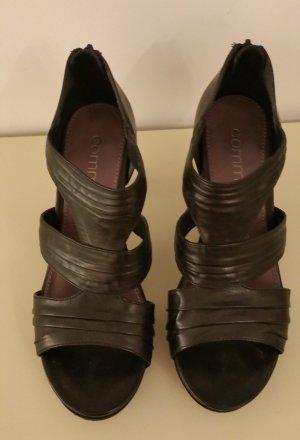 Sandalette von Comma  mit kleinem Plateau  - Gr. 37  -  LETZTE REDUZIERUNG