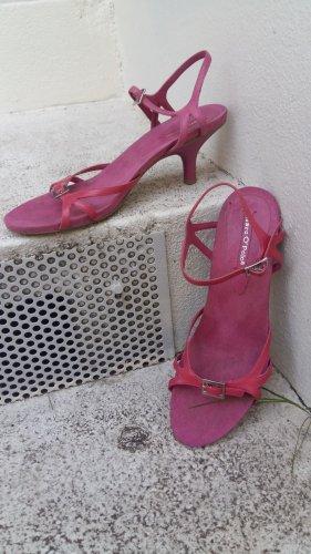 Sandalette von Marc O Polo Gr 38 PinK