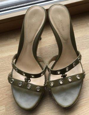 Sandalette von Sergio Rossi Gr.37
