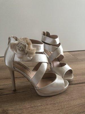 Buffalo London High Heel Sandal natural white-cream